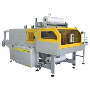 SmiPack BP1102AR 340R Automatic Side Feeding Shrink Bundler With Automatic Pack Collation