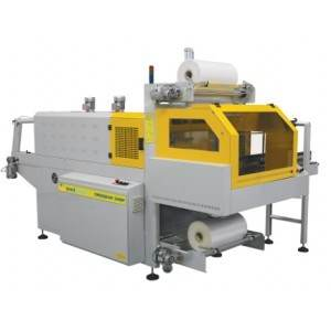 SmiPack BP802AR 340P Automatic Side Feeding Shrink Bundler Without Automatic Pack Collation